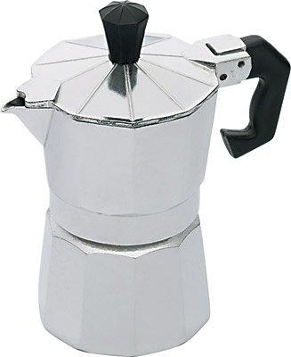 KitchenCraft Le'Xpress 1-Cup Stovetop Espresso Maker, 60 ml 31oLHOA9koL
