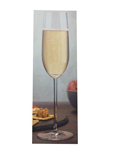 Nude Set 2Sektgläser in champagner-Glas Vintage -