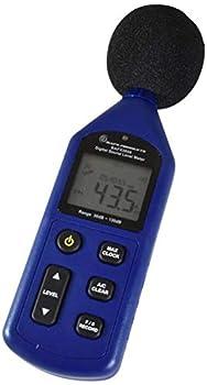 Sound Level Measurement Devices