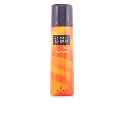 Royale Ambree Deodorante, 250 ml
