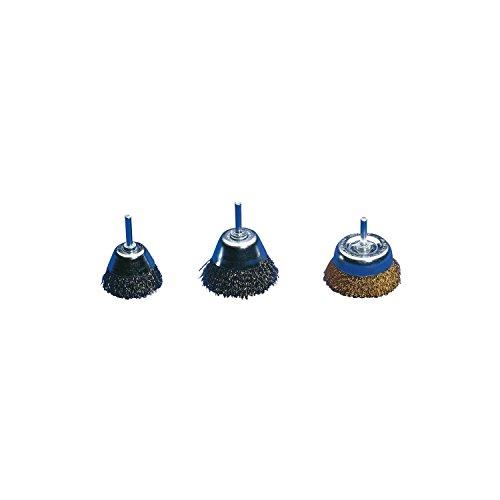 less Homme Surface Brosse (Pot Brosse) 50 x 6 x 0,2 mm laiton, 1 pièce, 435542