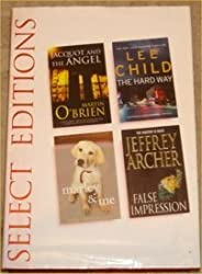 'READER'S DIGEST SELECT EDITION; JACQUOT AND THE ANGEL, THE HARD WAY, MARLEY AND ME, FALSE IMPRESSION'