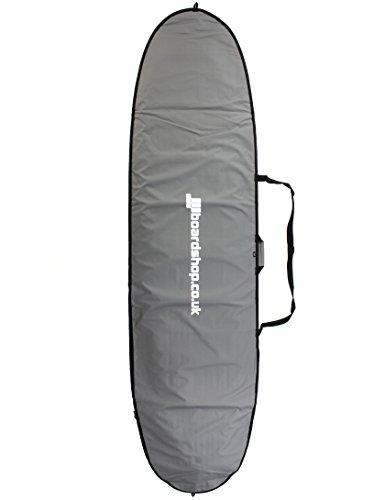 boardshop Mini mal 5mm 8ft 6Sac pour planche de surf Gris