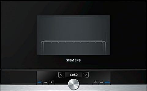 SIEMENS - Micro ondes encastrables gril BE 634 LGS 1 -