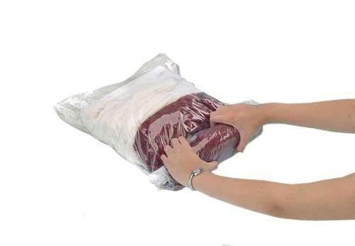 Aspiration sous vide Lot de 3 sacs de rangement de 3–Taille 60 X 80
