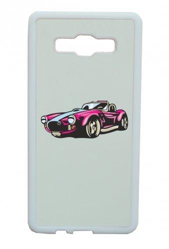 Smartphone Case Hot Rod Sport carrello auto d epoca Young Timer shellby Cobra GT muscel Car America Motiv 9769per Apple Iphone 4/4S, 5/5S, 5C, 6/6S, 7& Samsung Galaxy S4, S5, S6, S