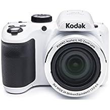 Kodak PIXPRO AZ365 - Cámara digital (Cámara puente, 4608 x 3456 Pixeles, 3648 x 2736 2592 x 1944 2048 x 1536 640 x 480 4608 x 3072, 3:2, 4:3, 16:9, EXIF, JPG, 4,3 - 154,8 mm)