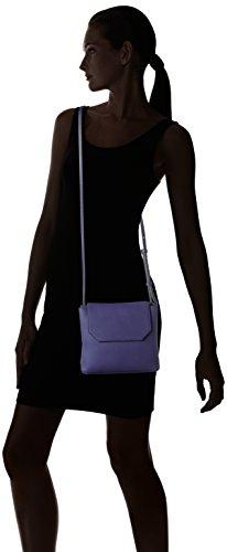 Ecco - Ecco Jilin Crossbody, borsa a tracolla Donna Blu (Deep Cobalt)