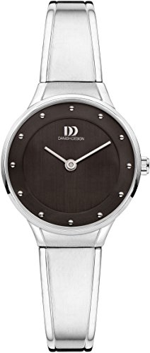 Danish Design Women's Analogue Quartz Watch with Stainless Steel Strap DZ120607
