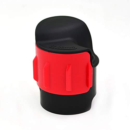 abeldichtungsreiniger Stoßdämpfer Öldichtung Kunststoff Reinigungswerkzeug für Honda Yamaha Suzuki Kawasaki CRF CR YZF SX EXC RMZ KXF 125 250 300 350 400 450 Motorrad Dirt Bike Rot ()