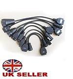 LKW Kabelset+PKW OBD Diagnoseadapter AutoCom CDP+ Pro Delphi DS150E - 8 teilig*OBD2* für LKW Kabelset+PKW OBD Diagnoseadapter AutoCom CDP+ Pro Delphi DS150E - 8 teilig*OBD2*