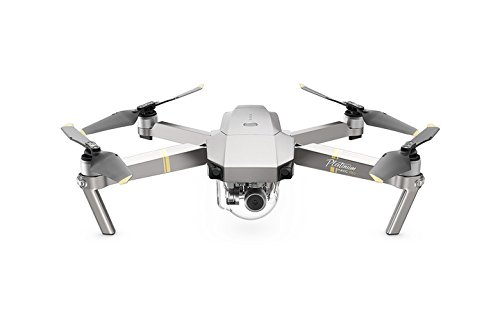 DJI Mavic Pro FLY MORE Platinum Drone Kit - Grey Best Price and Cheapest