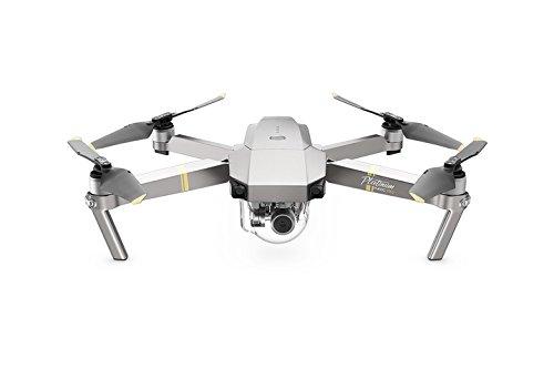 DJI Mavic Pro FLY MORE Platinum Drone Kit - Grey