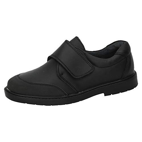 BONINO G02A-12 Zapatos Colegiales NIÑO Zapato COLEGIAL Negro 36