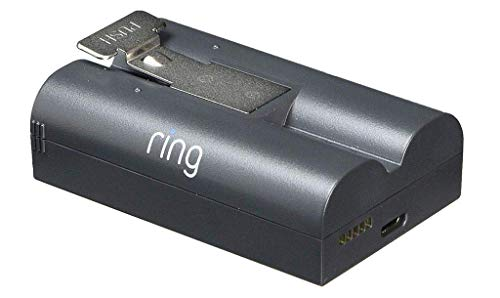Ring Quick Release Battery - Batteries Rechargeable à Éjection Rapide