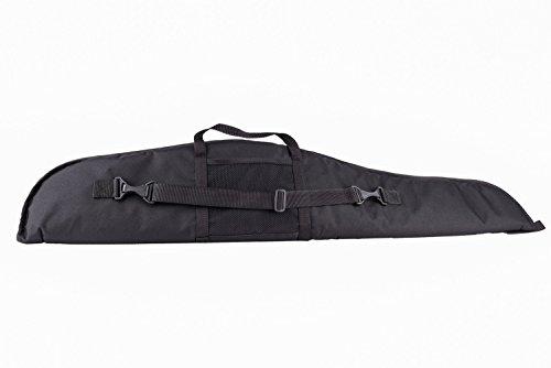 Housse pour arme avec lunette, Fourreau de transport pour carabine 130cm Noir [17]