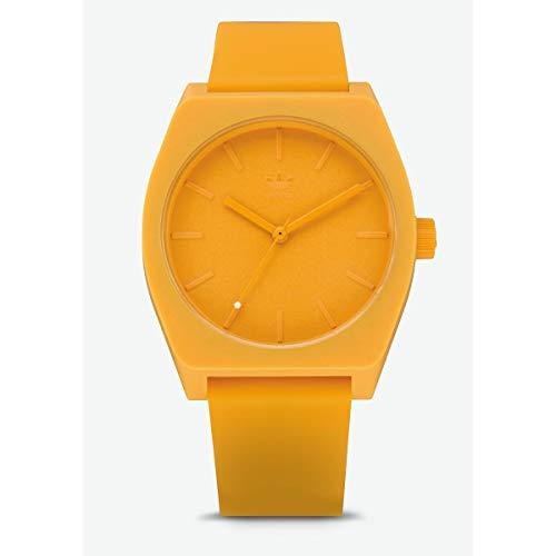 Adidas Reloj Analógico para Hombre de Cuarzo con Correa en Silicona Z10-2903-00