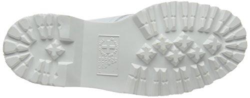Dr. Martens Laureen, Mocassins Femme Blanc (White Venice)