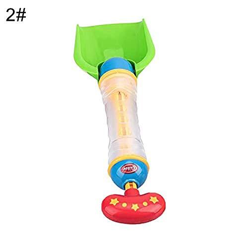 Park Bad Beleuchtung (Vektenxi Premium Qualität Kinder Sommer Strand Schwimmbad Sprühen Wasser Kampf Rechen Schaufel Bad Spielzeug Schaufel)