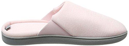 Dearfoams - Closed Toe Scuff, Pantofole Donna Pink (Fresh Pink)