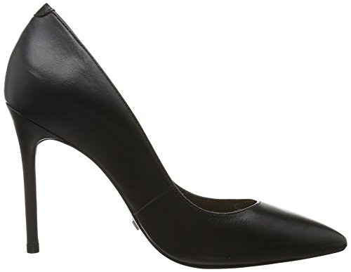 Buffalo London Damen Zs 6228-15 Nappa Pumps Schwarz (Black 01)