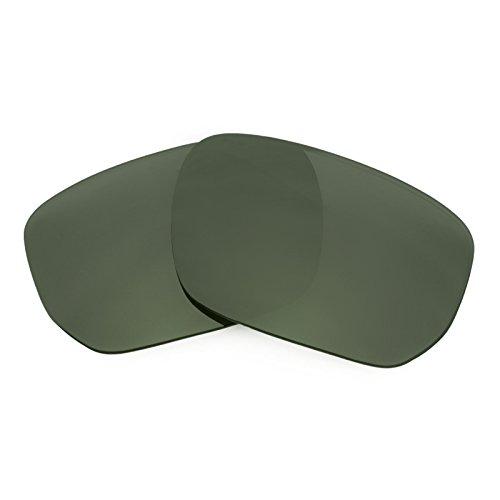 Revant Ersatzlinsen für Oakley Style Switch Grau Grün Asian Fit