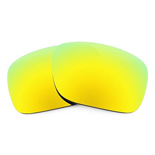 Revant Ersatzlinsen für Oakley Holbrook Bolt Gold MirrorShield®