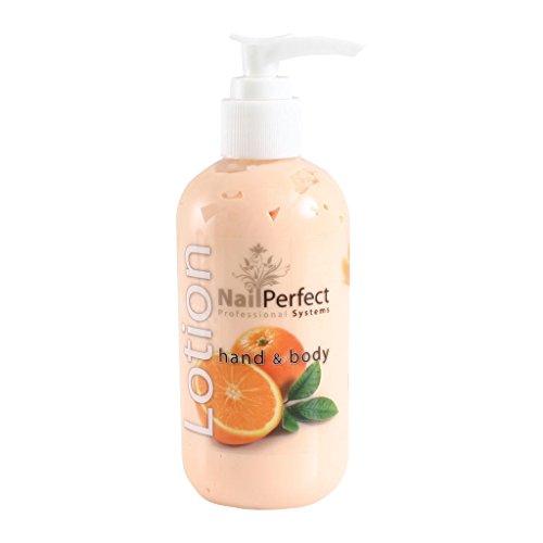 Nail Perfect - Hand & Body Lotion Mandarin