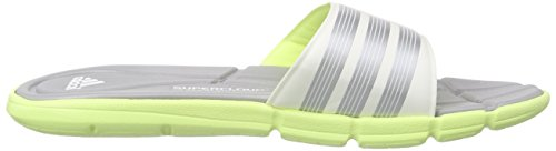 adidas PerformanceAdipure 360 Slide - Scarpe da Spiaggia e Piscina Donna Gelb (Light Flash Yellow S15/Mgh Solid Grey/Zero Met.)