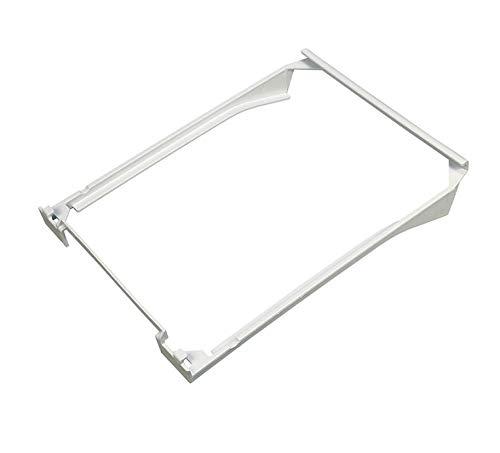 Halterahmen für Ablageschale Kühlschrank 227 x 45 x 305 mm weiß Bosch 00265324