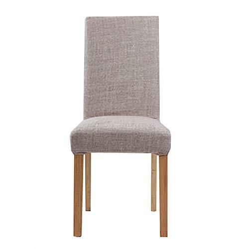 Esszimmerstühle YXX Küche Holzpolsterung Esszimmer Side Chair, Kommerziellen Treffen Solid Color...