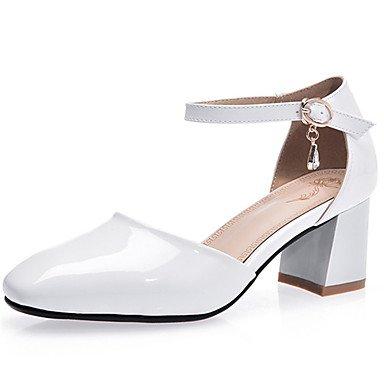 Zormey Frauen Schuhe Ferse Quadratische Spitze Knöchelriemen Pumpe Mit Strasssteinen Mehr Farbe Verfügbar US6.5-7 / EU37 / UK4.5-5 / CN37