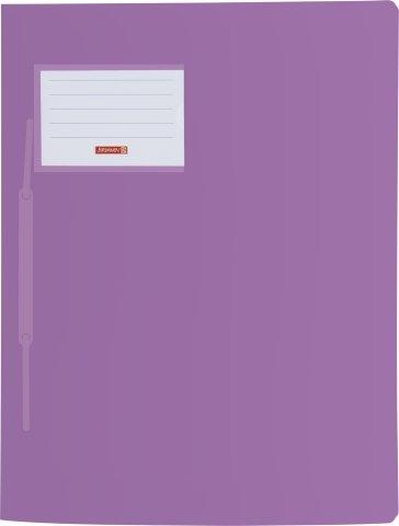 Schnellhefter A4 FACT! Pastell violett
