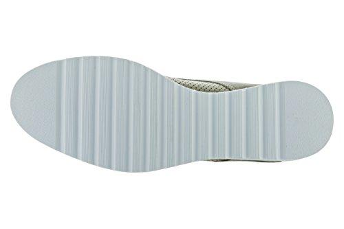 Chaussures de Ville SALMAGODI Femme 68-80112 Nickel