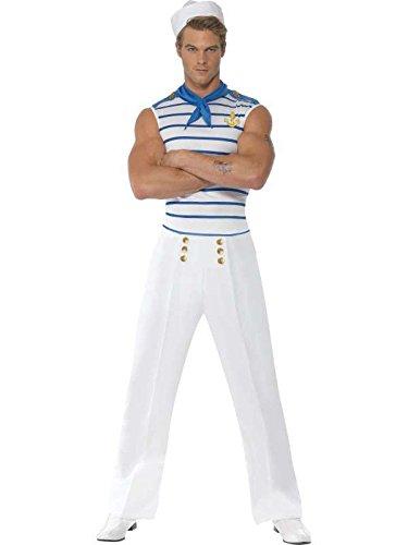Sexy Marinaio Ragazza costume-men 's-size L