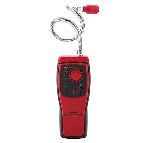 SMART SENSOR AS8800L Rojo Detector gas inflamable