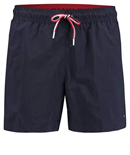 Tommy Hilfiger Herren Boxer-shorts (Tommy Hilfiger Herren Badeshorts Gore Solid Marine (300) XL)