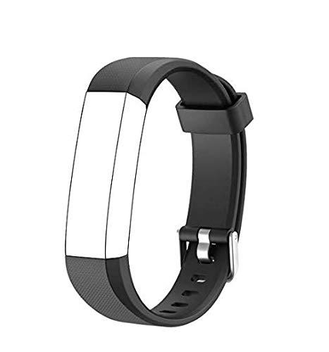 Yuanguo Ersatz Band ID115U Fitness Armband schwarz
