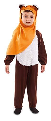 Disfraz de Oso Encapuchado para niños y bebé
