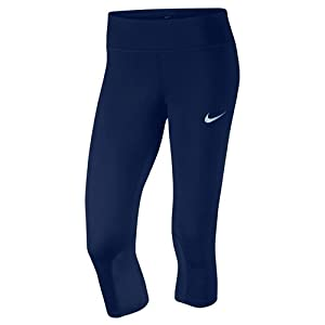 Nike W nk PWR Epic Run CPRI Lauftight Capri, Damen