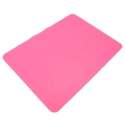 Gysad Color sólido Salvamanteles silicona Antideslizante