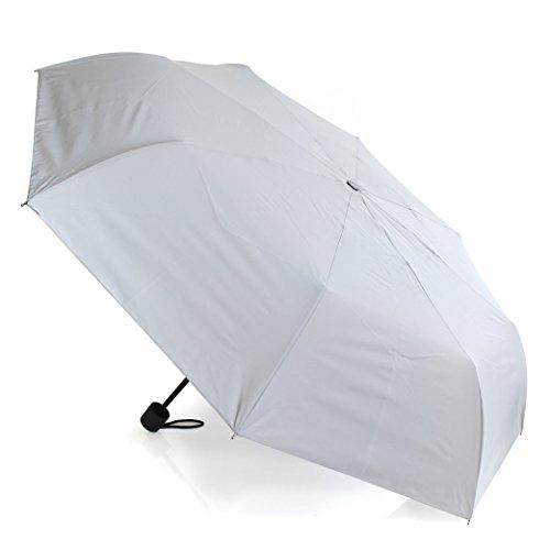 Suck UK Parapluie pliant très réfléchissant - Réfléchissant