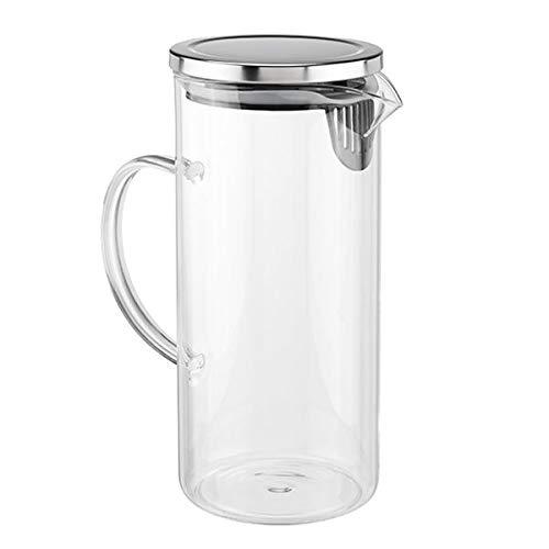 Gravidus praktischer Kühlschrankkrug aus Glas, 1300 ml
