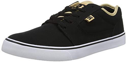DC Shoes Tonik TX, Scarpe da Skateboard Uomo, Nero (Black/Khaki 0kh), 44 EU