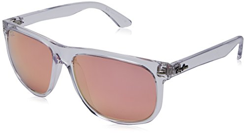 Ray-Ban RAYBAN Herren Sonnenbrille 0rb4147 6325e4 56 Transparent/Pinkflashcopper