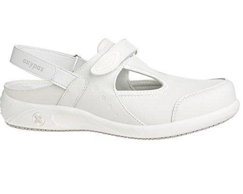 Sandale Oxypas Carin ESD SRC Blanc (wht)