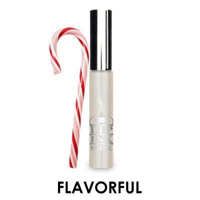 LIP INK Organic Natural Flavored Lip Gloss Shine Moisturizers (Candy