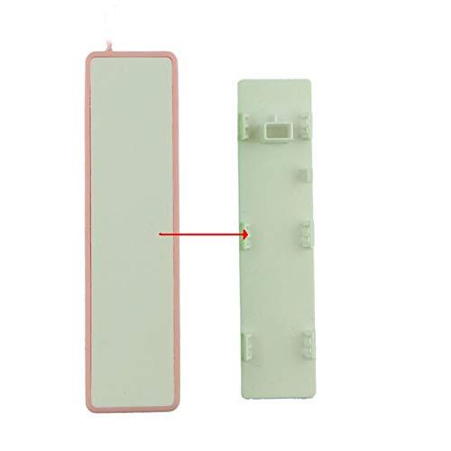 CarJTY Portable Power Bank 18650 Externes Backup-Ladegerät mit Schlüsselanhänger ✨ Exquisites und Elegantes externes Ersatzladegerät (White) (Mit Schlüsselanhänger Bank Portable Power)
