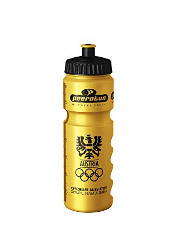 Peeroton Trinkflasche Olympic gold 1er Pack (1 x 750 ml)