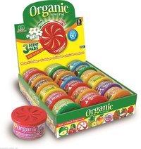 Preisvergleich Produktbild L&D Organic Scent Pad Duftdose 18-er Pack MIX 1